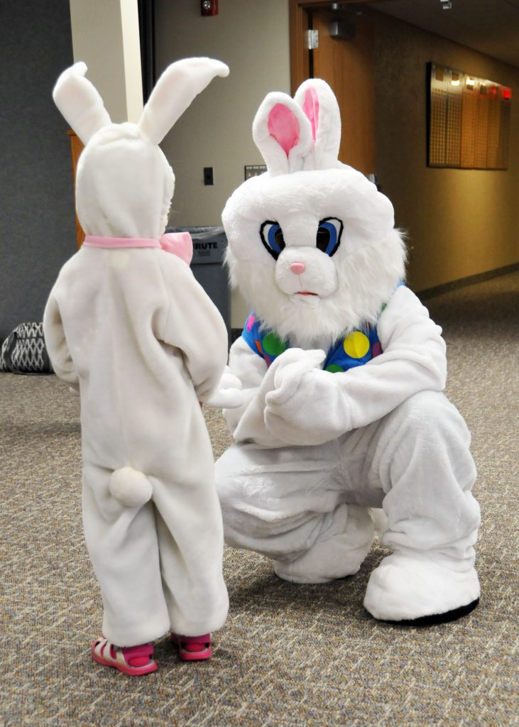 How to Delete Background from Easter Bunny Photo