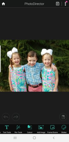 How to Make an Easter Bunny Photo with Your Children in it