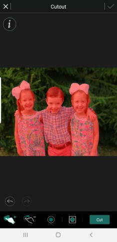 How to remove the background from a photo to DIY an Easter Photo