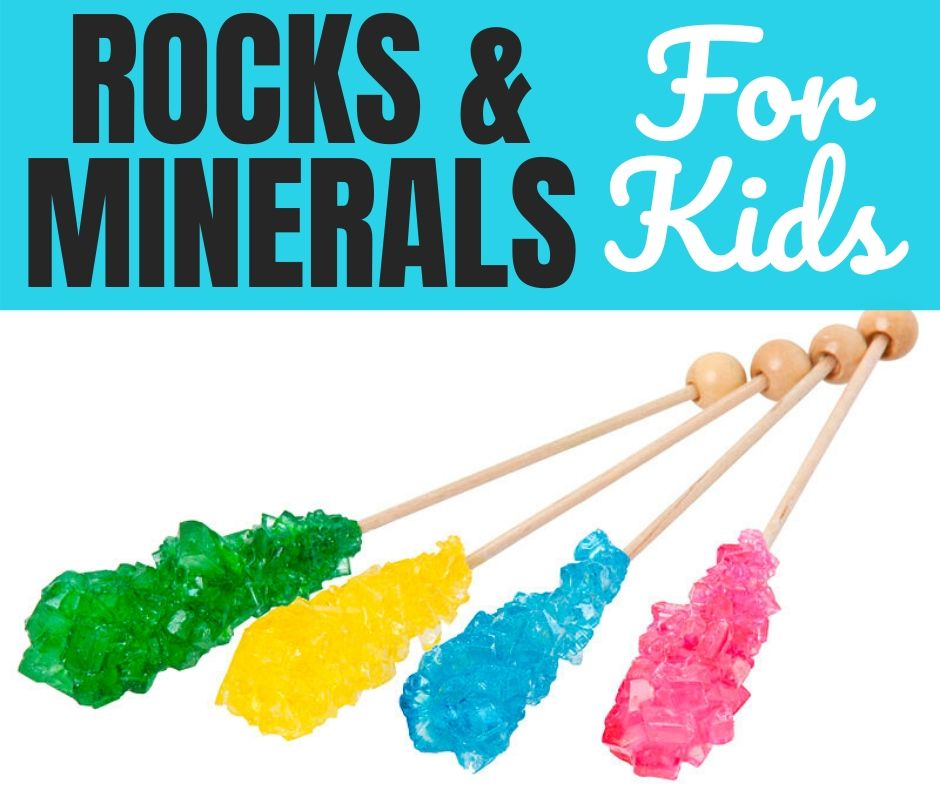 DIY Rock Candy Recipe