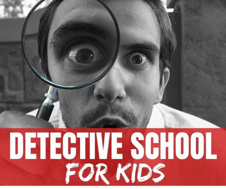 Detective & Forensics Lesson Plan for Elementary School