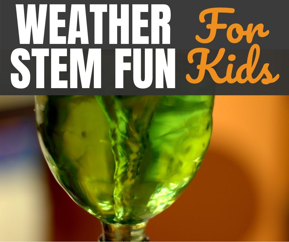 Weather STEM Activities for Kids
