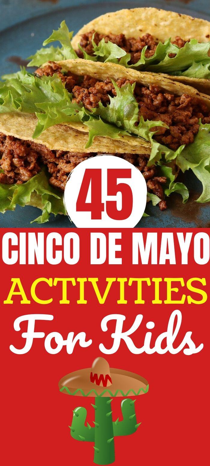 45 Cinco de Mayo Activities for Kids