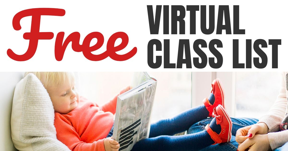 Free Virtual Class List Live Stream