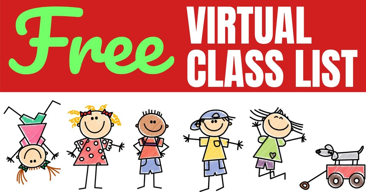 free virtual class list