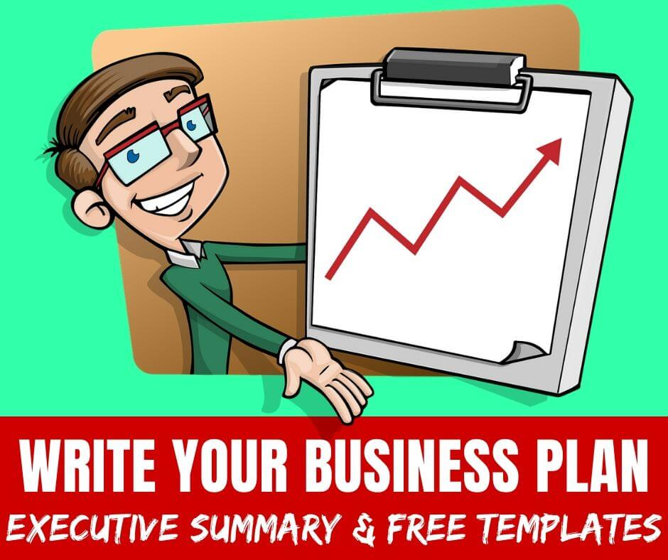 Read a business plan example, learn how to write an executive summary example and free business plan templates to help you along the way!
