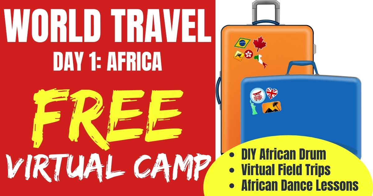Africa for Kids: Lesson Plan, Facts, Fun Activities & Game