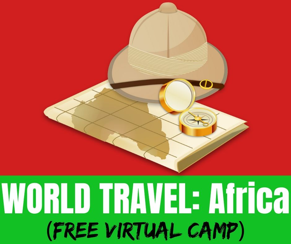 Africa for Kids: Activities & Virtual Camp