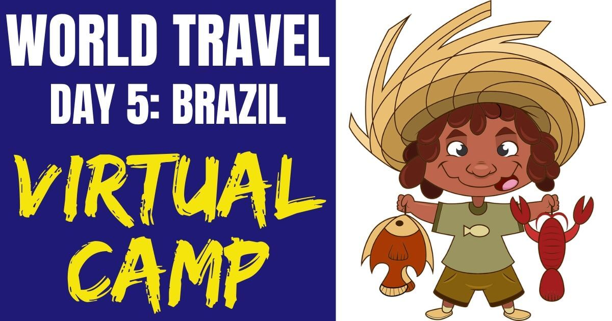 Brazil Facts for Kids-Brazilian Animals, Sports & Food