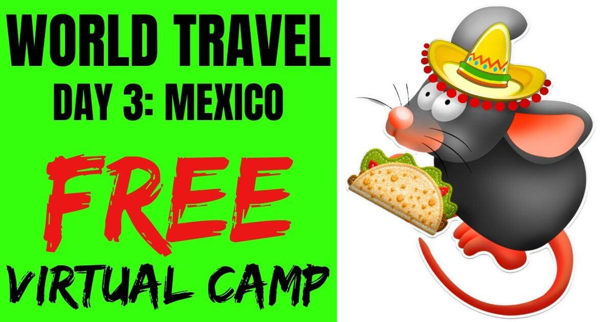 Fun Facts About Mexico - Mexican Kids and Mexico Virtual Tour