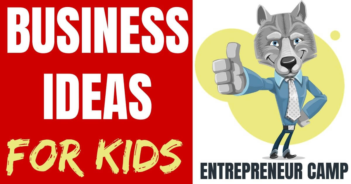 List of Business Ideas for Kids & Create a Mind Map