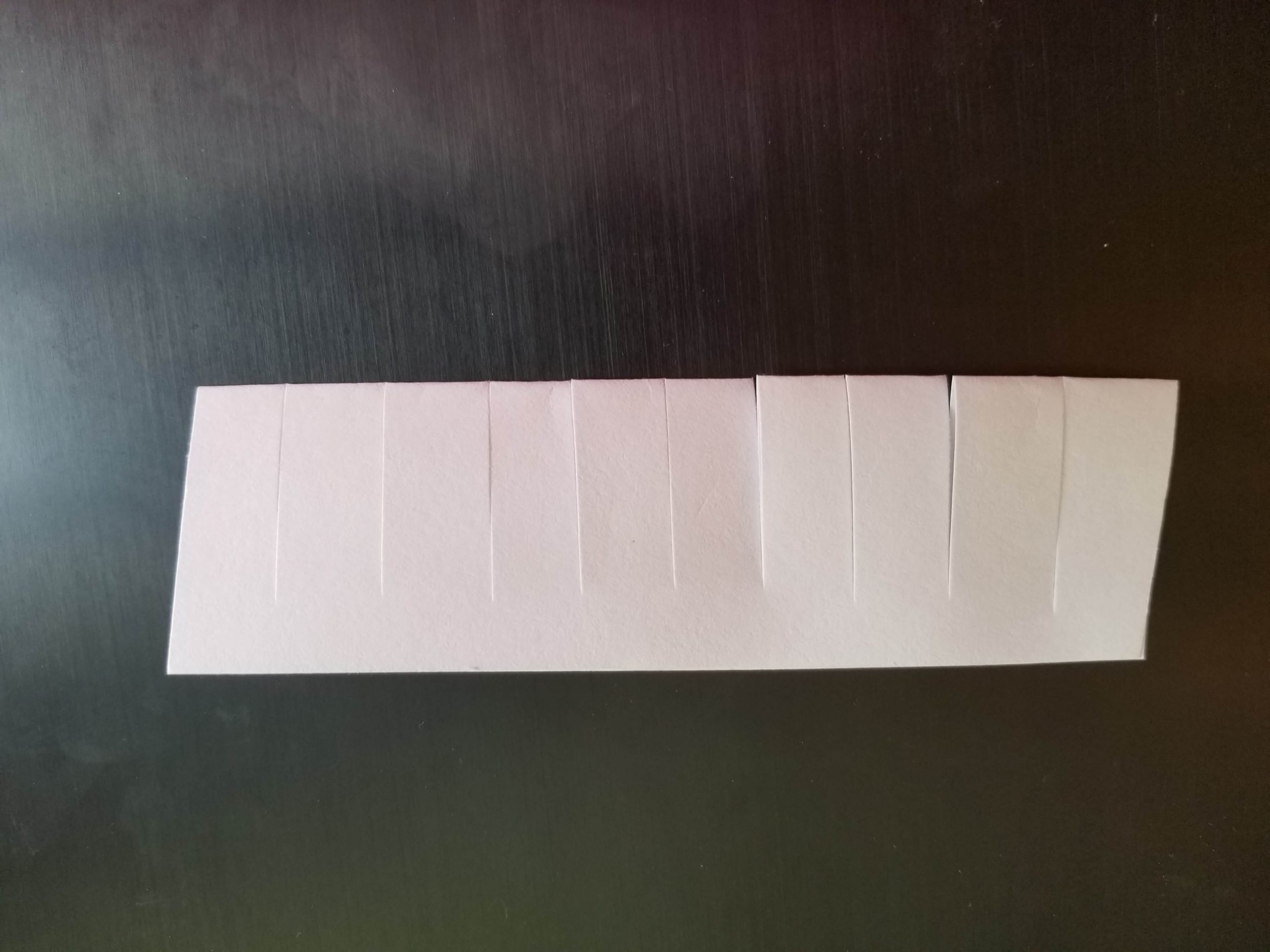 STEM Challenge: how to cut an index card and step through it