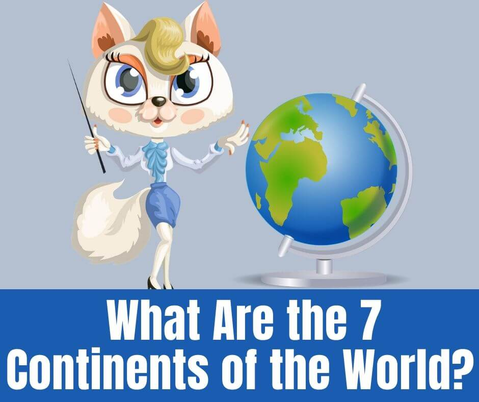 What Are The Continents of the World