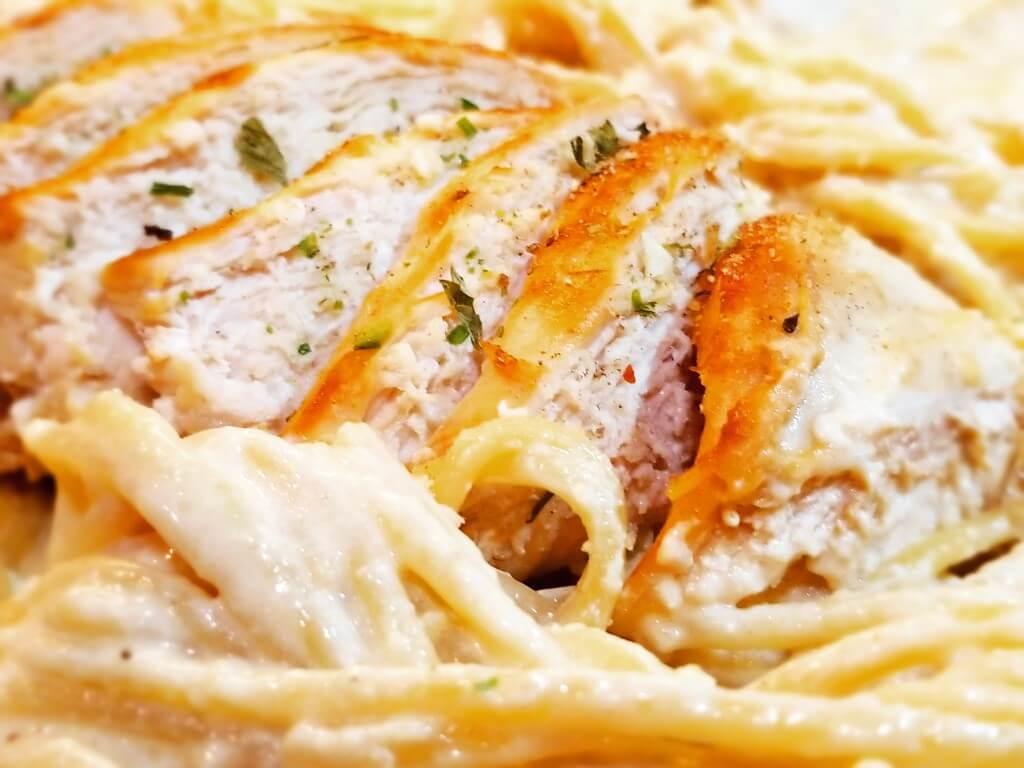 Easy Chicken Alfredo Recipe