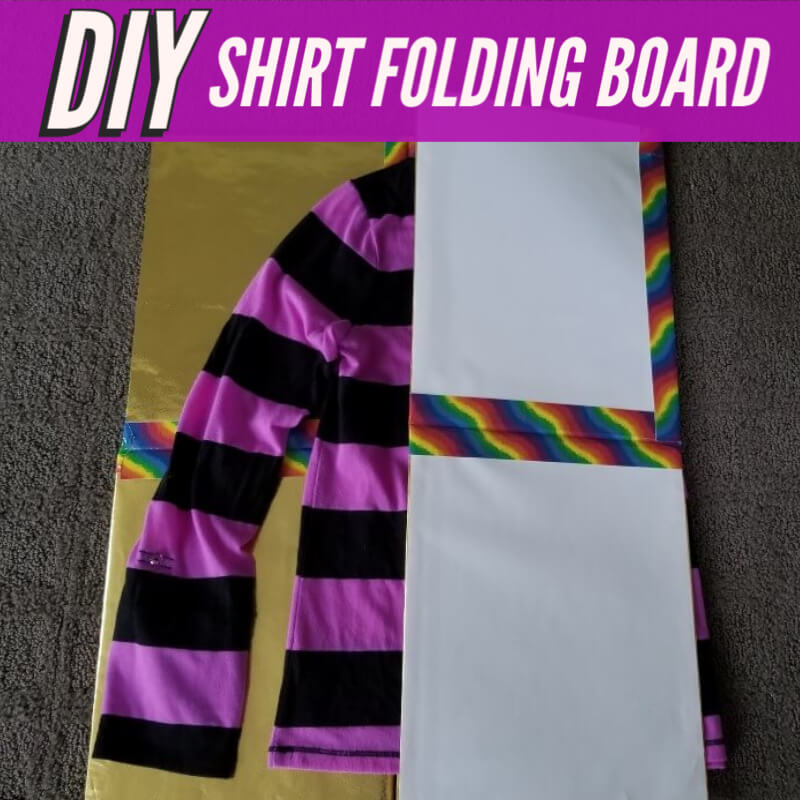 How to Fold a Shirt for Kids