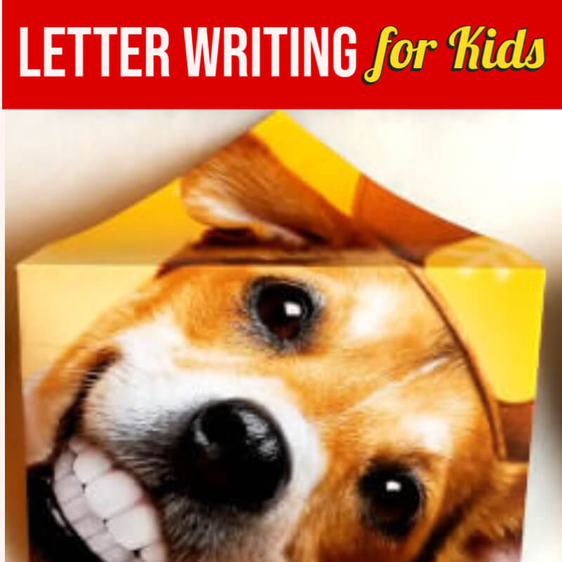 Letter Writing for Kids
