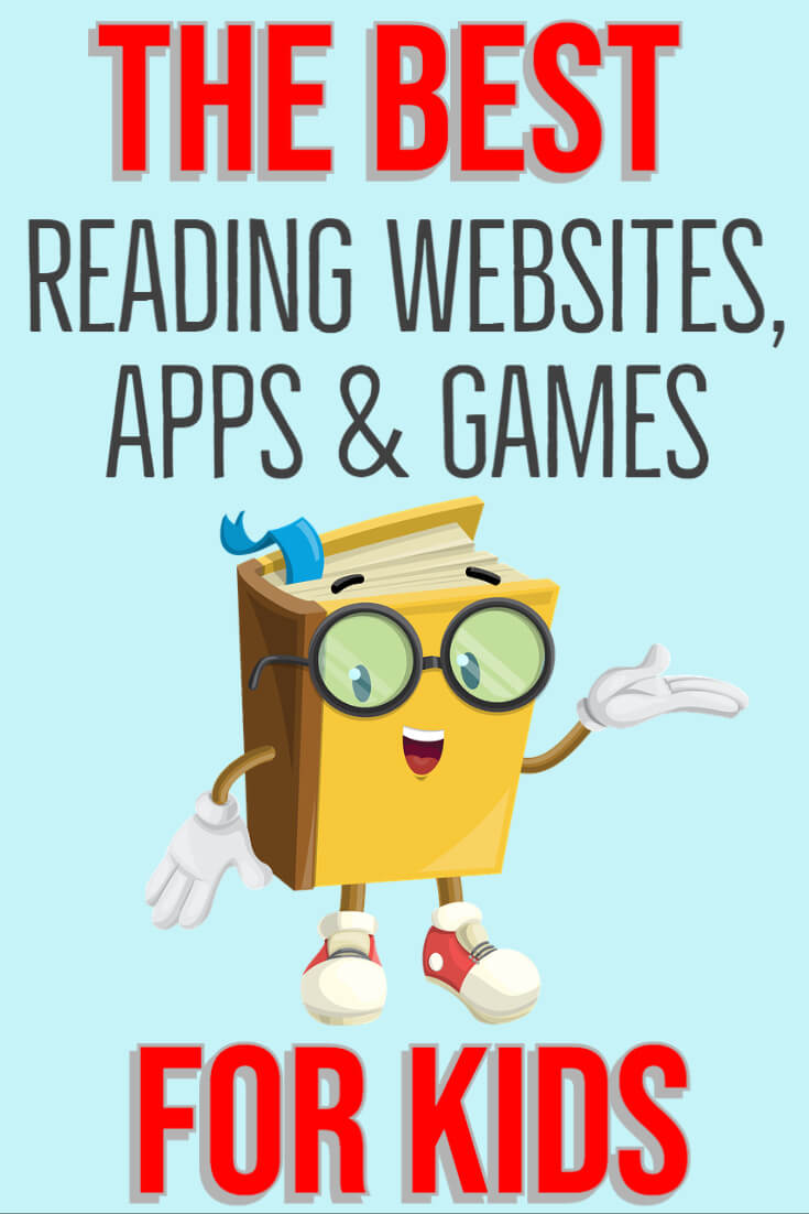 best reading apps websites and games for kids to learn how to read