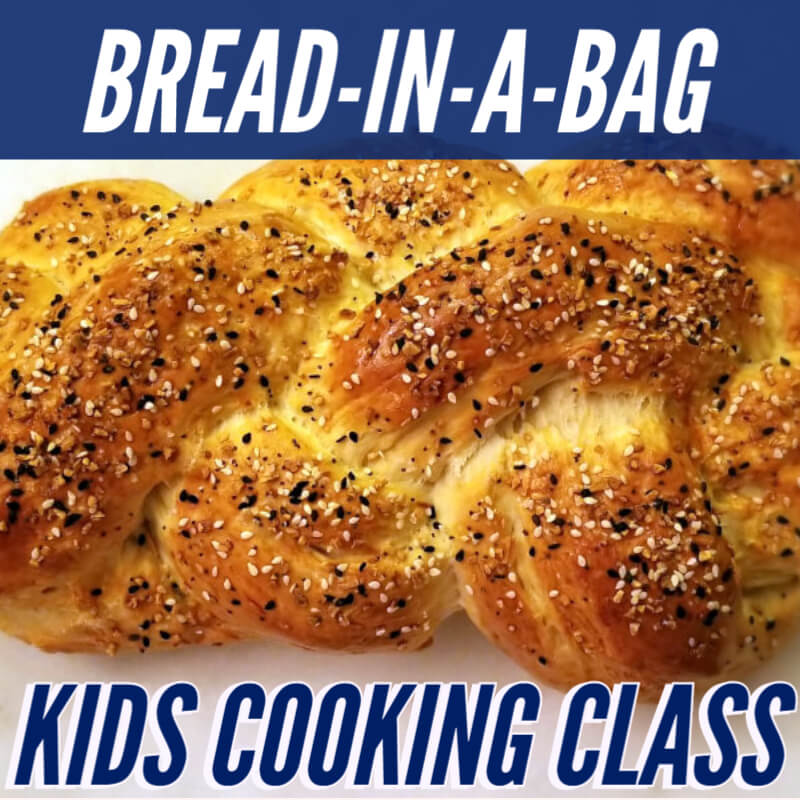 challah bread in a bag recipe for kids