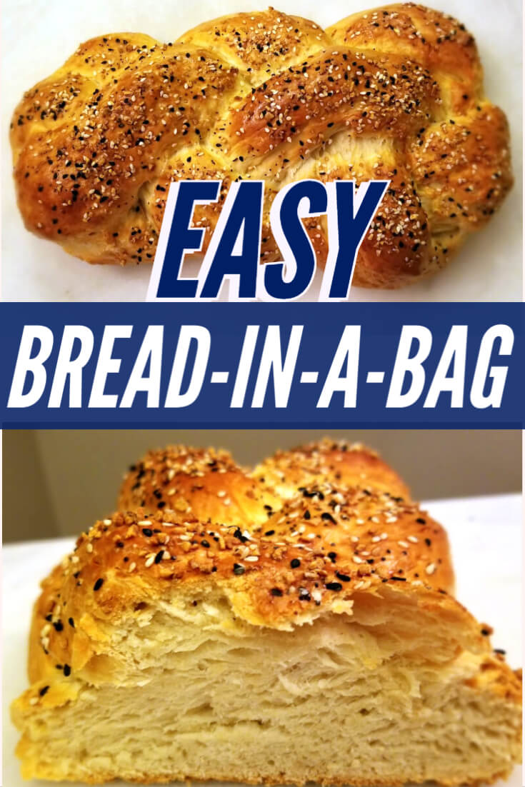 challah bread in a bag recipe
