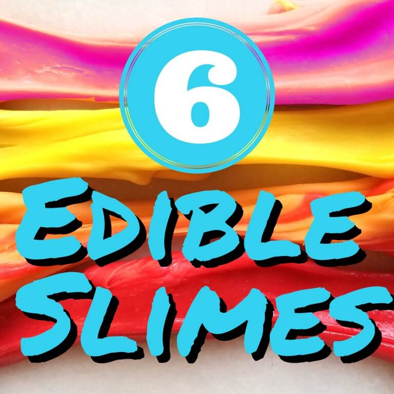 edible slime recipe