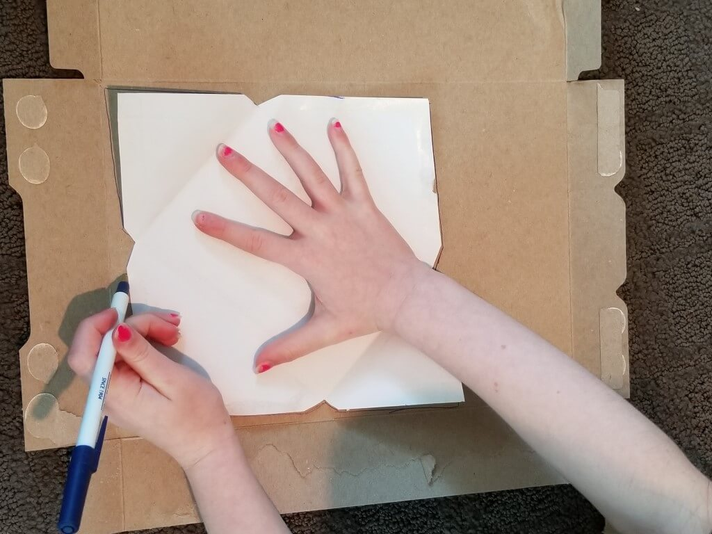how to make envelope templates