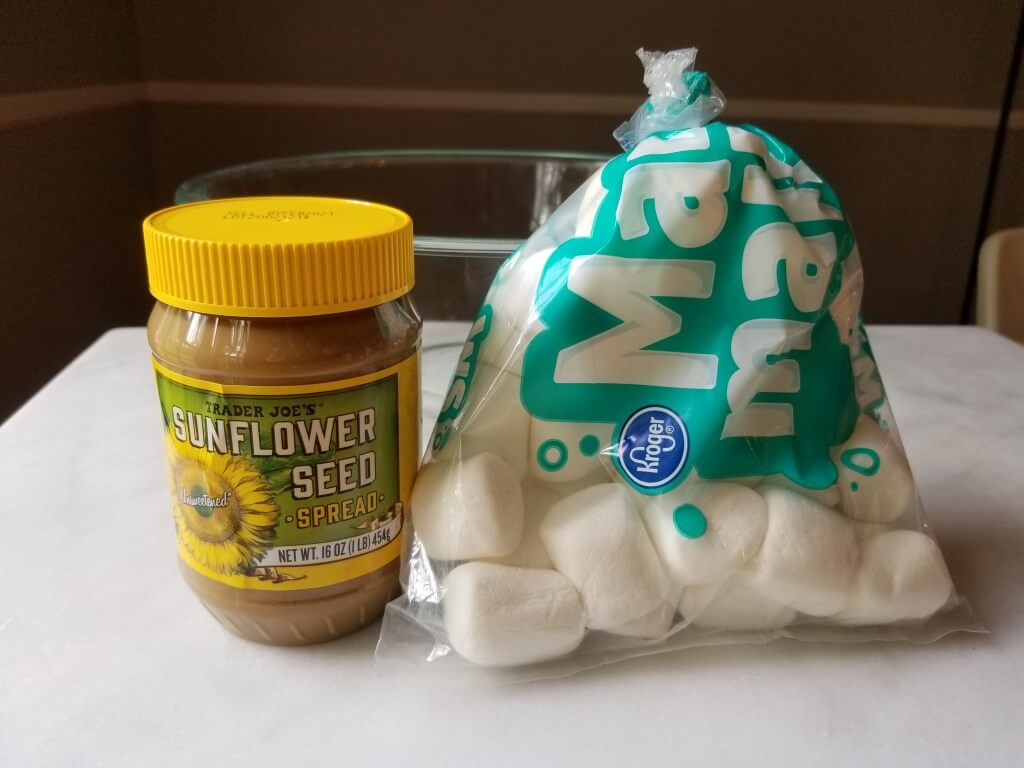 peanut butter marshmallow slime ingredients