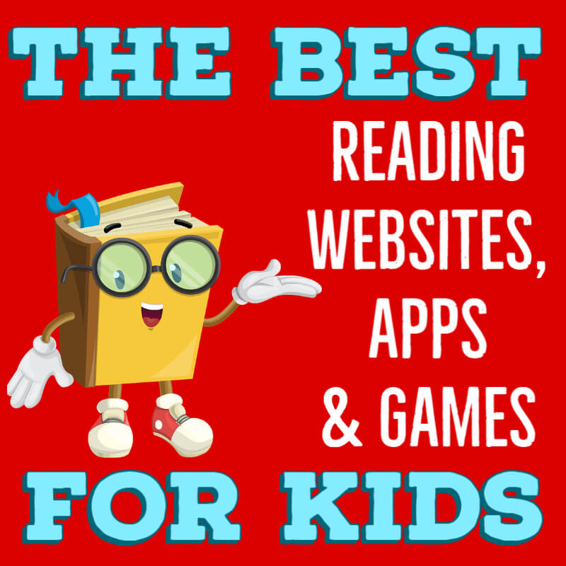 the best reading apps websites and games for kids