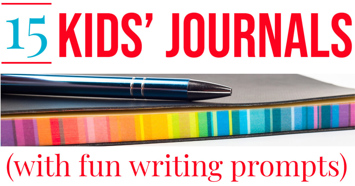15 Best Kids Journals