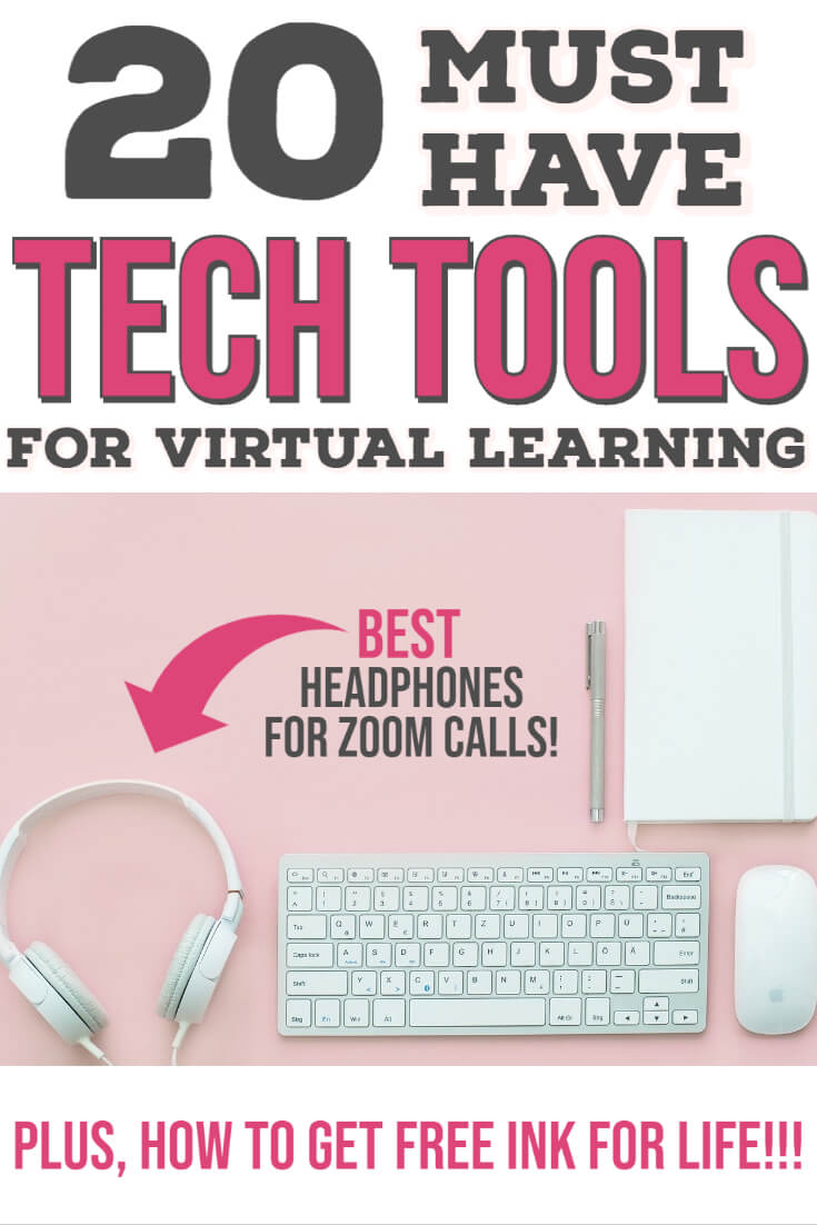 Must-Have Tech Gadgets for Virtual Learning