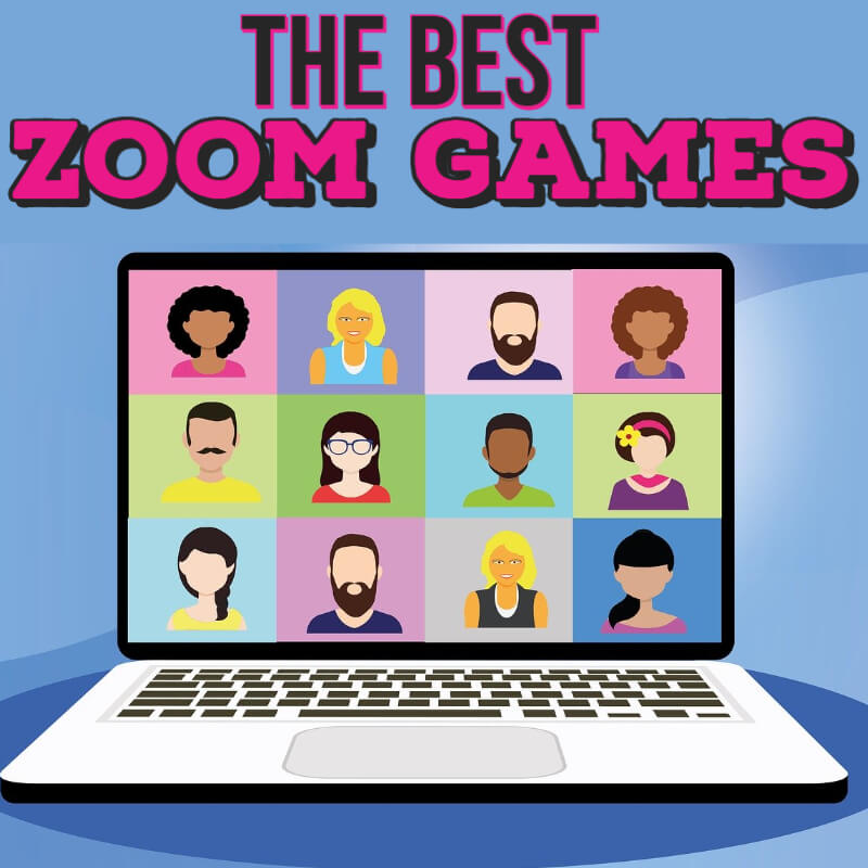 fun games to play on zoom for students teachers and parties