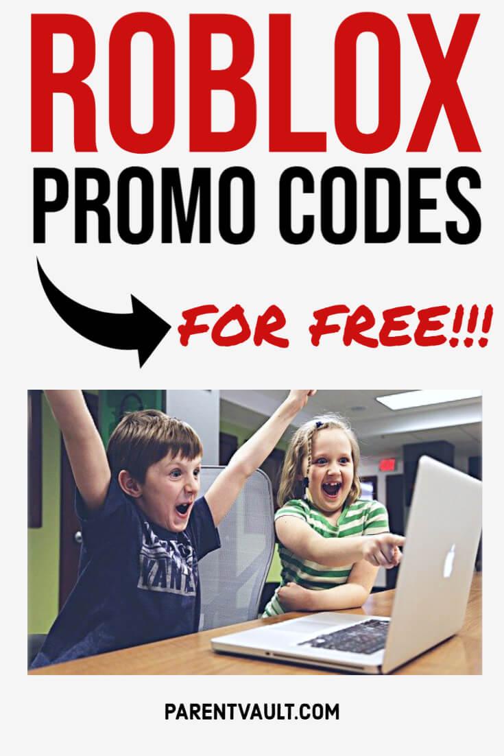 FREE Roblox Promo Codes 2020